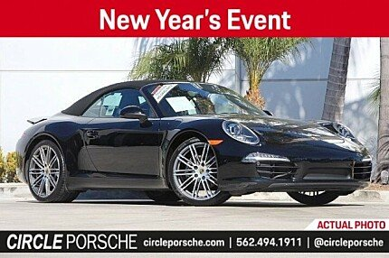 2015 Porsche 911 Carrera Cabriolet for sale 100955466