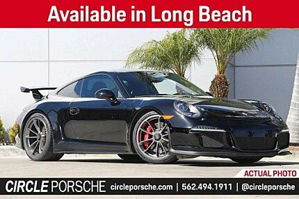 2015 Porsche 911 GT3 Coupe for sale 100961042
