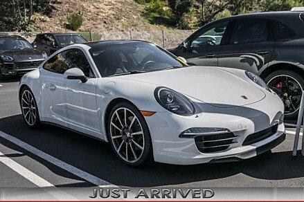 2015 Porsche 911 Carrera S Coupe for sale 100967081