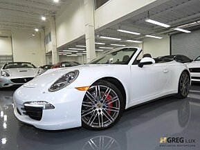 2015 Porsche 911 Cabriolet for sale 101000794