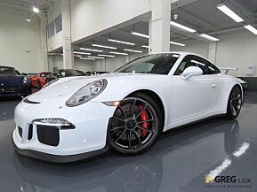 2015 Porsche 911 GT3 Coupe for sale 101004008