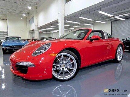2015 Porsche 911 Targa 4 for sale 101030460
