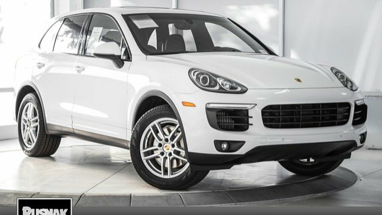 2015 Porsche Cayenne S for sale 100954137