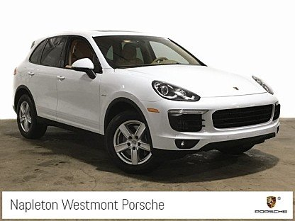 2015 Porsche Cayenne Diesel for sale 100993927