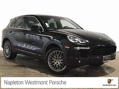 2015 Porsche Cayenne Diesel for sale 100997551