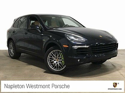 2015 Porsche Cayenne S E-Hybrid for sale 101000899