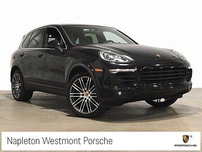 2015 Porsche Cayenne Diesel for sale 101013356