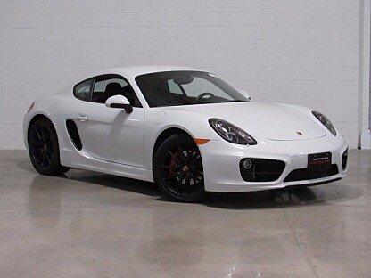2015 Porsche Cayman for sale 100877295