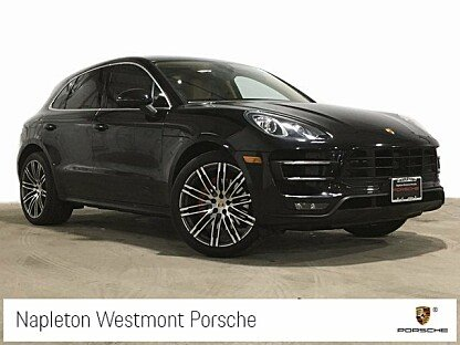 2015 Porsche Macan Turbo for sale 100987896