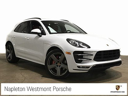 2015 Porsche Macan Turbo for sale 100991358