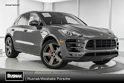 2015 Porsche Macan Turbo for sale 100997678