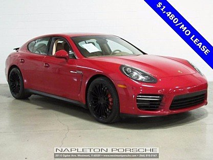 2015 Porsche Panamera Classic Cars for Sale  Classics on Autotrader