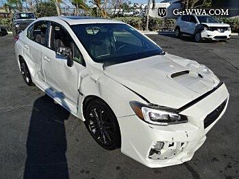 2015 Subaru WRX for sale 100751264