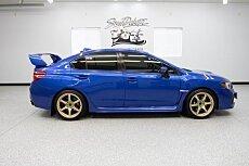 2015 Subaru WRX STI Limited for sale 101000466