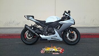 2015 Suzuki GSX-R600 for sale 200519163