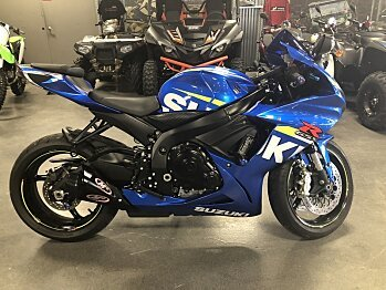 2015 Suzuki GSX-R600 for sale 200560210