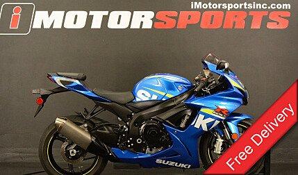 2015 Suzuki GSX-R600 for sale 200544841