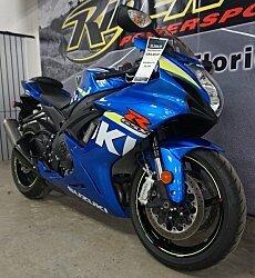 2015 Suzuki GSX-R600 for sale 200583941
