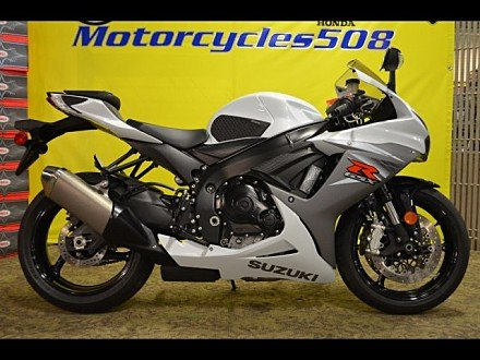 2015 Suzuki GSX-R600 for sale 200603096