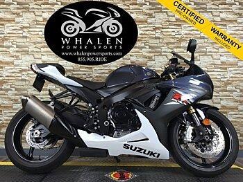 2015 Suzuki GSX-R750 for sale 200461110
