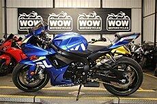 2015 Suzuki GSX-R750 for sale 200525625
