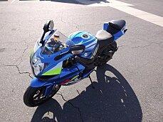 2015 Suzuki GSX-R750 for sale 200548399
