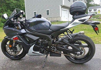 2015 Suzuki GSX-R750 for sale 200600071