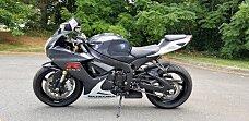 2015 Suzuki GSX-R750 for sale 200603343