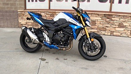 2015 Suzuki GSX-S750 for sale 200503358