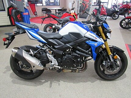 2015 Suzuki GSX-S750 for sale 200552824