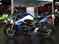2015 Suzuki GSX-S750 for sale 200553244