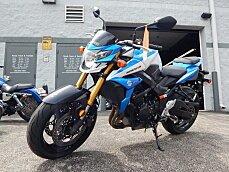 2015 Suzuki GSX-S750 for sale 200578217