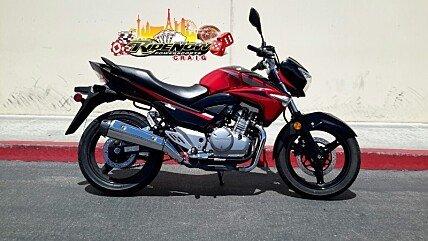 2015 Suzuki GW250 for sale 200485521
