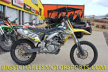 2015 Suzuki RM-Z450 for sale 200529235