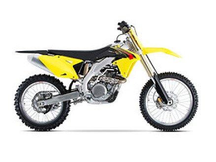 2015 Suzuki RM-Z450 for sale 200621532