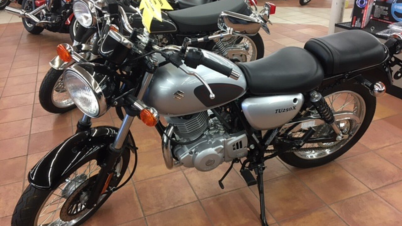 2015 Suzuki TU250X for sale 200439542