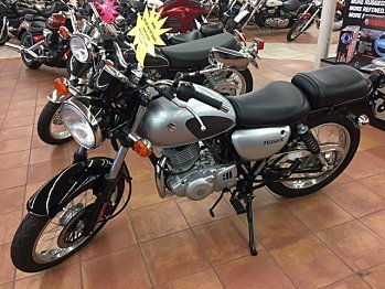 2015 Suzuki TU250X for sale 200439933