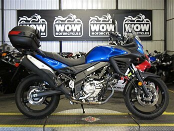 2015 Suzuki V-Strom 650 for sale 200457612