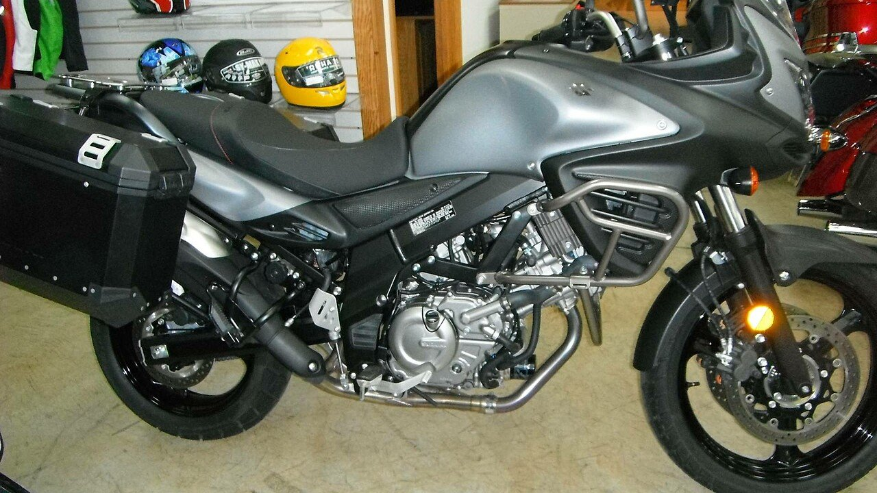 2015 Suzuki V-Strom 650 for sale 200618838
