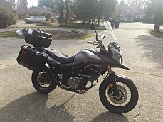 2015 Suzuki V-Strom 650 for sale 200516653