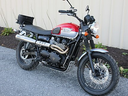 2015 Triumph Scrambler for sale 200505511
