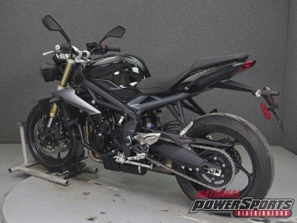 2015 Triumph Street Triple for sale 200593639