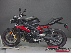 2015 Triumph Street Triple for sale 200603212