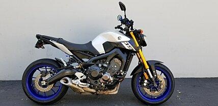 2015 Yamaha FZ-09 for sale 200564842