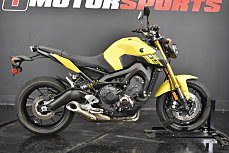 2015 Yamaha FZ-09 for sale 200585586
