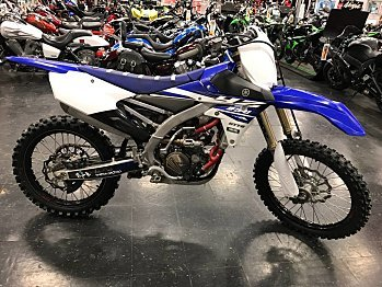 2015 Yamaha YZ250F for sale 200500458