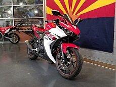 2015 Yamaha YZF-R3 for sale 200618095