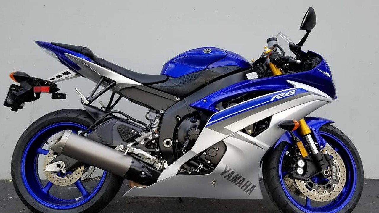 2015 Yamaha YZF-R6 for sale 200581777