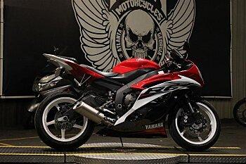 2015 Yamaha YZF-R6 for sale 200602343