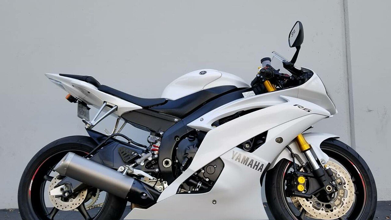 2015 Yamaha YZF-R6 for sale 200608838